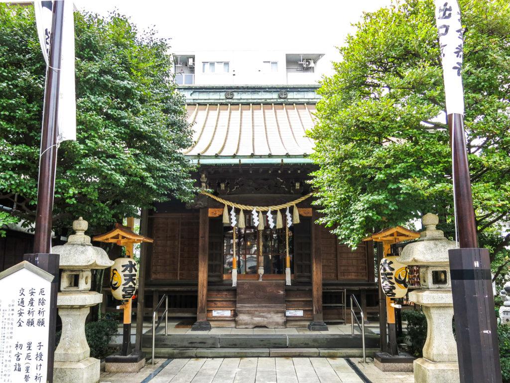 水天宮平沼神社